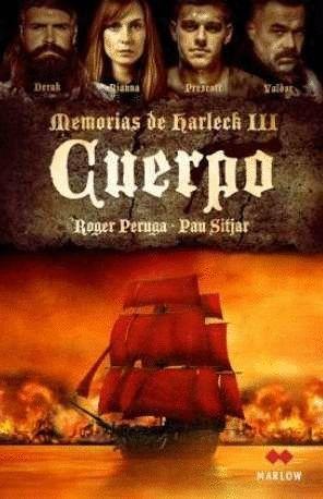 CUERPO. MEMORIAS HARLECK LIBRO III