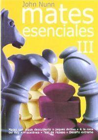 MATES ESENCIALES III