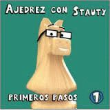 AJEDREZ  CON STAUTY 1 PRIMEROS PASOS