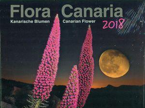 CALENDARIO FLORA CANARIA 2018 (EXTRA)