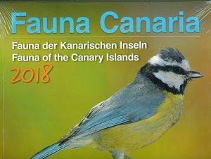 CALENDARIO FAUNA CANARIA 2018 (EXTRA)