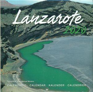 CALENDARIO LANZAROTE 2020 (PEQUEÑO)