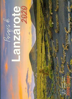 CALENDARIO LANZAROTE 2020 (GRANDE)