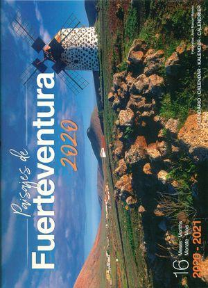 CALENDARIO FUERTEVENTURA 2020 (GRANDE)