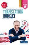 TRANSLATION BOOKLET. LA PIEZA CLAVE DEL MÉTODO VAUGHAN