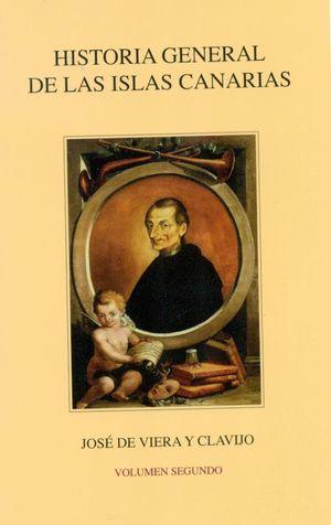 HISTORIA GENERAL DE LAS ISLAS CANARIAS T.II