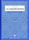 VOZ DE J.M. CABALLERO BONALD + CD - POESIA EN LA RESIDENCIA