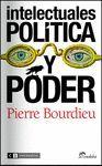 INTELECTUALES POLITICA Y PODER
