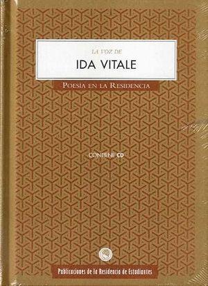 VOZ DE IDA VITALE, LA + CD