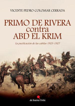 PRIMO DE RIVERA CONTRA ABD EL KRIM