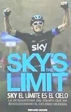SKY'S THE LIMIT. SKY EL LIMITE ES EL CIELO
