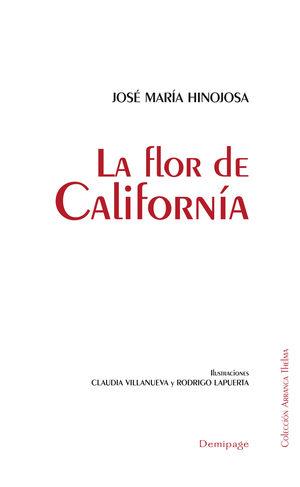 LA FLOR DE CALIFORNÍA