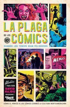 LA PLAGA DE LOS COMICS