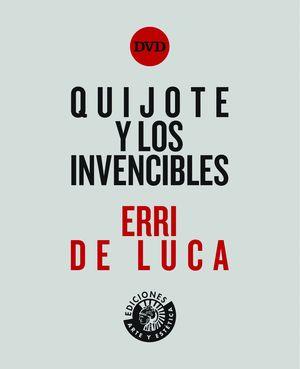 QUIJOTE Y LOS INVENCIBLES + DVD