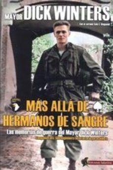 MAS ALLA DE HERMANOS DE SANGRE