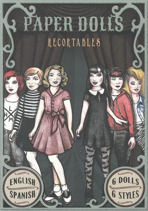 PAPER DOLLS RECORTABLES