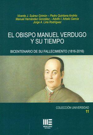 EL OBISPO MANUEL VERDUGO Y SU TIEMPO