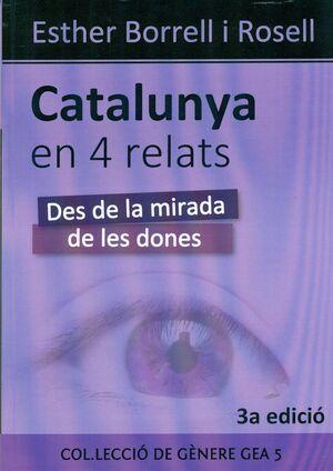CATALUNYA EN CUATRO RELATS