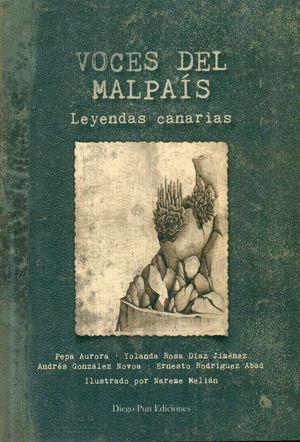 VOCES DEL MALPAIS. LEYENDAS CANARIAS