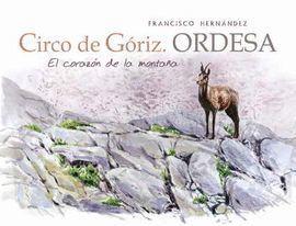 CIRCO DE GORIZ. ORDESA. EL CORRAZON DE LA MONTAÑA