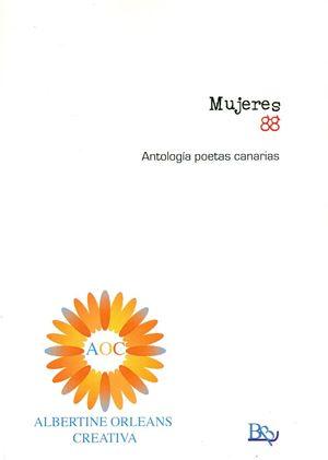 MUJERES 88. ANTOLOGIA POETAS CANARIAS