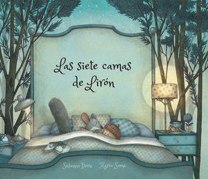 LAS SIETE CAMAS DE LIRÓN