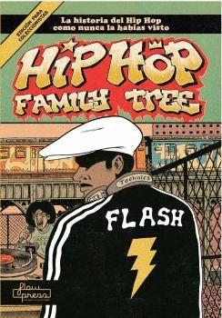 HIP HOP FAMILY TREE 1970S-1981(COMIC) 1