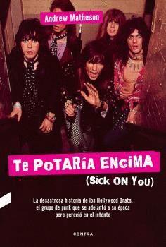 TE POTARÍA ENCIMA (SICK ON YOU)