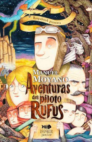 LAS AVENTURAS DEL PILOTO RUFUS