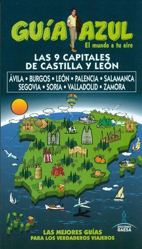 LAS 9 CAPITALES DE CASTILLA Y LEÓN 2017