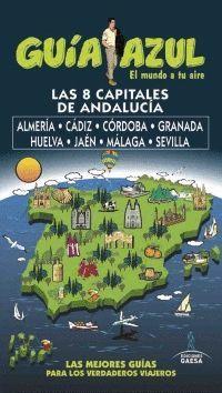 LAS 8 CAPITALES DE ANDALUCÍA