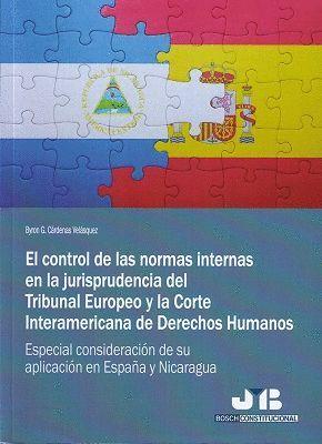 EL CONTROL DE LAS NORMAS INTERNAS EN LA JURISPRUDENCIA DEL TRIBUNAL EUROPEO