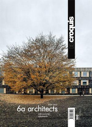 EL CROQUIS N.192 6A ARCHITECTES 2009 2017