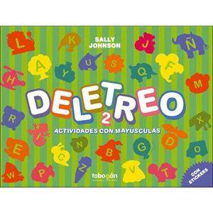 DELETREO 2 ACTIVIDADES CON MAYUSCULAS