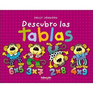 DESCUBRO LAS TABLAS
