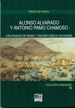 ALONSO ALVARADO Y ANTONIO PAMO CHAMOSO