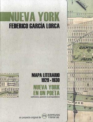NUEVA YORK EN UN POETA. MAPA LITERARIO 1929-1930