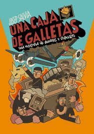 UNA CAJA DE GALLETAS