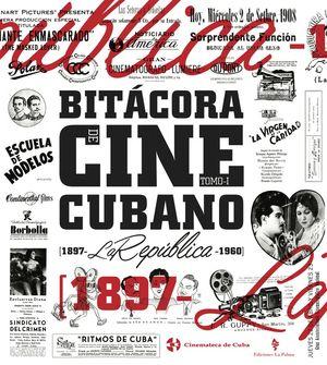 BITÁCORA DE CINE CUBANO T.I