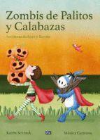 ZOMBIES DE PALITOS Y CALABAZAS