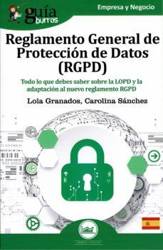 REGLAMENTO GENERAL DE PROTECCIÓN DE DATOS (LOPD)
