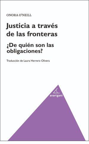 JUSTICIA A TRAVÉS DE LAS FRONTERAS