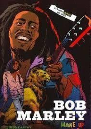 BOB MARLEY. LA NOVELA GRAFICA DEL ROCK