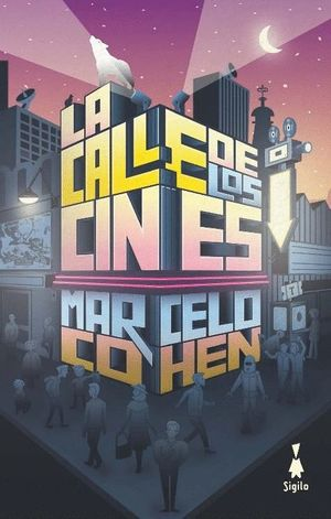 LA CALLE DE LOS CINES