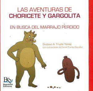 LAS AVENTURAS DE CHORICETE Y GARGOLITA EN BUSCA DEL MARRAJO PERDIDO