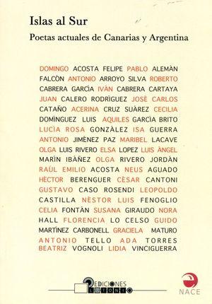 ISLAS AL SUR. POETAS ACTUALES DE CANARIAS Y ARGENTINA