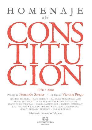 HOMENAJE A LA CONSTITUCIÓN 1978-2018
