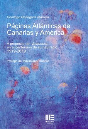 PAGINAS ATLANTICAS DE CANARIAS Y AMERICA