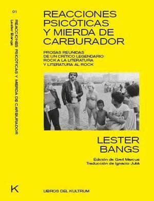REACCIONES PSICOTICAS Y MIERDA DE CARBURADOR