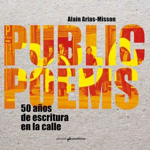 PUBLIC POEMS + CD